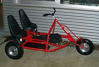 tandem trike wikipedia. Black Bedroom Furniture Sets. Home Design Ideas