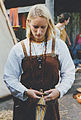 Dressed viking woman at weaving.jpg
