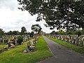 Droylsden Cemetery - geograph.org.uk - 1429675.jpg