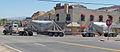 Dry bulk truck of Barney Trucking on US 95.jpg