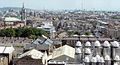 Dublin cityscape looking east from the Guinness Building - geograph.org.uk - 64536.jpg