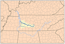 Buffalo River (Tennessee) - Wikipedia