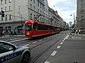 Duewag Ptm at 3 Maja street in Katowice.jpg