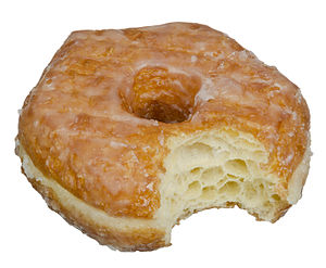 Dunkin' Donuts - Dunkin' Donuts released a Cronut-inspired croissant donut in 2014.