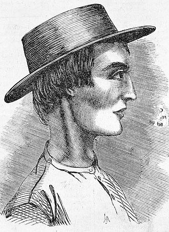 John Dunn (bushranger) - Dunn, 1866