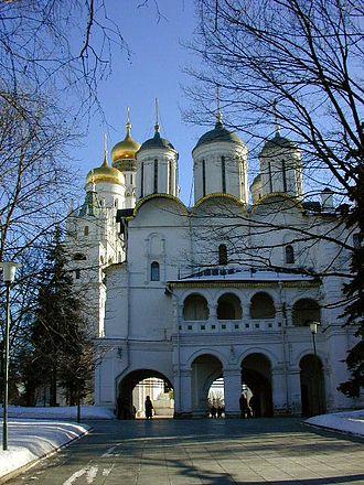 Church of the Twelve Apostles - Image: Dvenadsatapostolov 2