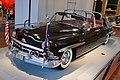 Dwight D. Eisenhower's 1950 Lincoln Bubbletop (30914712224).jpg