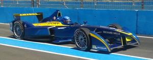 2015–16 Formula E season - Renault e.dams won the Teams' Championship