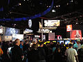 E3 2011 - a view of the Ubisoft, Activision, and Atari booths (5830560997).jpg