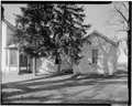 EAST SIDE OF BUILDING ADDITION - Cheese Ranch, 161 Holman Way, Sedalia, Douglas County, CO HABS COLO,18-SED.V,2-3.tif