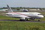EI-FWA Sukhoi Superjet 100-95B (27362160572).jpg