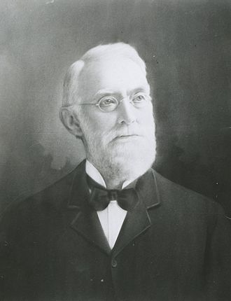 Lester Allan Pelton - Image: ETH BIB Pelton, Lester Allen (1829 1908) Portrait Portr 01503.tif (cropped)
