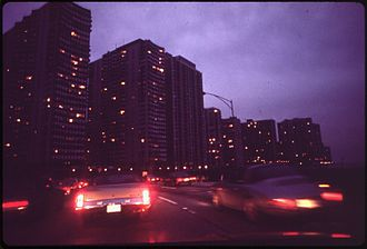 Lake Shore Drive - Cars on LSD in 1973