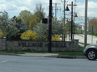 Eagle, Pennsylvania - Image: Eagle PA PA100