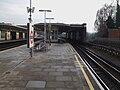 East Finchley stn northbound through platform look south.JPG