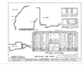 Ebenezer Smith House, 20 Main Street, Durham, Strafford County, NH HABS NH,9-DUR,4- (sheet 34 of 38).png