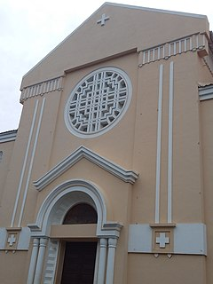 St. Marys Cathedral, Conakry building in Guinea