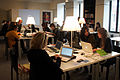 Edit-a-thon at the MoMu library (9915619823).jpg
