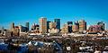 Edmonton SkyLine Cityscape 2013 Winter.jpg