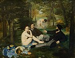 Edouard Manet - Luncheon on the Grass - Google Art Project.jpg