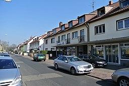 Zum Linnegraben in Frankfurt am Main
