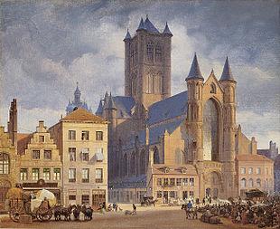 Sint Niklaaskerk Gent Wikipedia