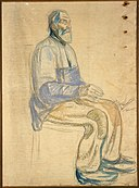 Edvard Munch - History, Study for the Old Man - MM.M.00925 - Munch Museum.jpg