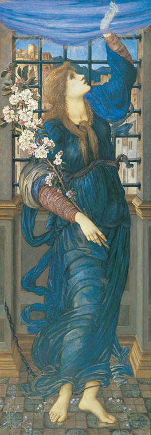 Hope (Burne-Jones) - Image: Edward Burne Jones Hope (1871)