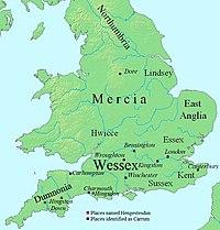 †thelstan England WikiVisually
