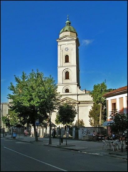 Eglise orthodoxe de Šabac 1