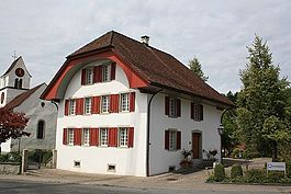 Gemeindehaus (the community house)