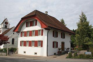 Egliswil Municipality in Switzerland in Aargau