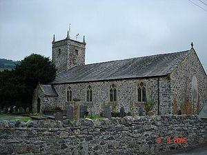 Eglwysbach - St. Martin's Church, Eglwysbach