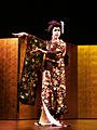Eiko Hayashi, Nihon Buyô – danse du Kabuki (Musée Guimet).jpg