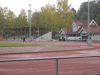 Eläintarha Stadium