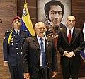 El Salvador President at Maduro inauguration 2019 03.jpg