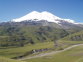 gunung elbrus wikipedia. Black Bedroom Furniture Sets. Home Design Ideas