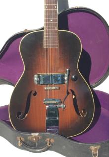 Electric guitar - Wikipedia