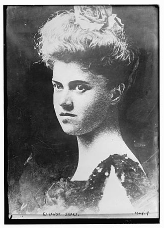 Eleonora Sears - Portrait of Sears (unknown date)