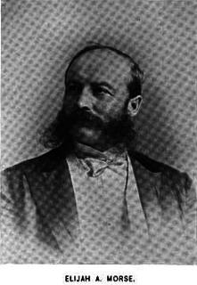 Elijah A. Morse