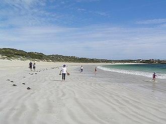 Elliston, South Australia - Elliston Beach