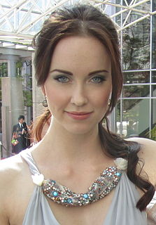 Elyse Levesque Canadian actress