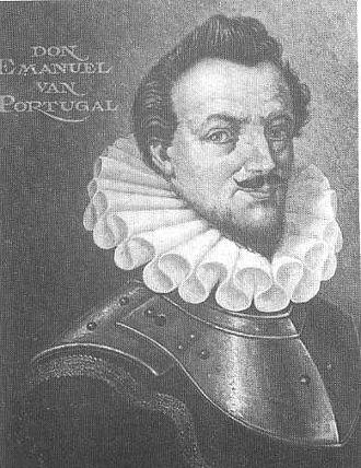 Manuel, Hereditary Prince of Portugal - Image: Emanuelvanportugal