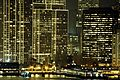 Embarcadero, San Francisco - night.JPG