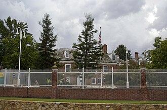 Embassy of the United States, Canberra - Image: Embassy of the United States