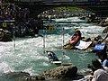 Emmanuel Brugvin sur les championnats du monde 2002 à Bourg-saint-Maurice.jpg