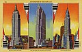 Empire State Building, RCA Building Rockefeller Center, Chrysler Building (NBY 10540).jpg