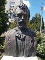 Endrődi Sándor mellszobor (Raffay Béla, 2002), Jeruzsálemhegy, 2016 Hungary.jpg