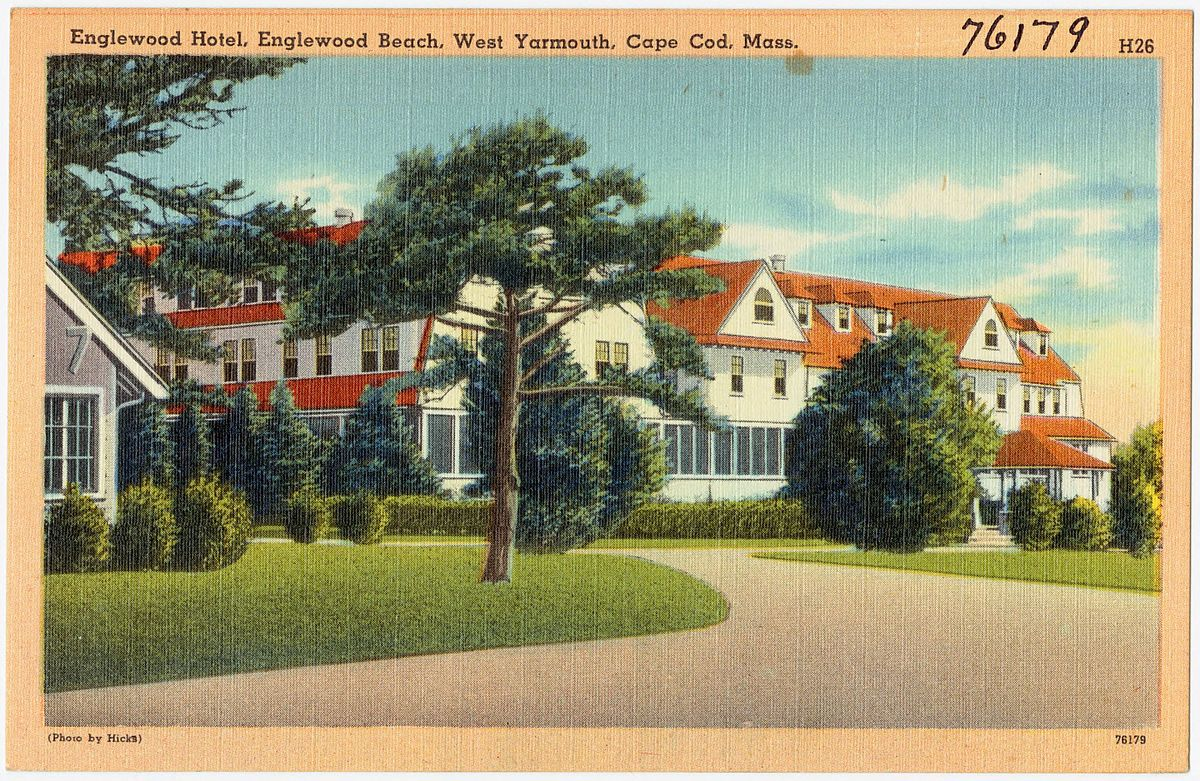 File:Englewood Hotel, Englewood Beach, West Yarmouth, Cape ...