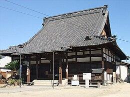 Enpuku temple Hondo.jpg